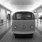 Amanda Wescott, Volkswagen van, 2013, <br> inkjet print, 18 x 25 inches