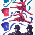 Elizabeth Catlett, Fiesta, 1988, Silkscreen, 151/200 ,Permanent loan from the Jean and Robert Steele Collection