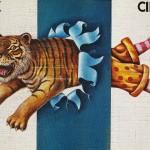 Rafal Oblinski, Cyrk, Circus, n.d.