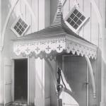 Walker Evans, Maine pump, 1933, gelatin silver print