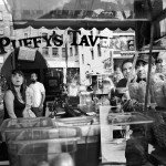 Donna Ferrato (American, born 1949), Puffy's Tavern TriBeCa, 2010, archival pigment print. Gift of Charles Dorkey III, 2013.