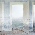 The View Out His Window (and in his mind's eye): Photographs by Jeffery Becton