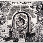 Vanity, 21 3/4 x 30, 23 x 31 1/2 inches