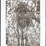 Curlee Holton, Othello Re-imagined, 2014, etching, aquatint, and drypoint
