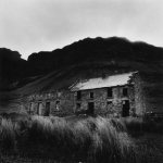 Alen MacWeeney, Ruined House, 1965, Donegal, from Under the Influence