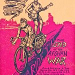 Christopher Cardinalecph, A ride till the end of the war in Afghanistan