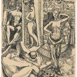 Carl Sprinchorn, Dormant, Semi Dormant, and Awake, 1922