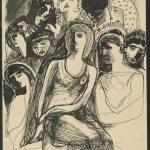 Carl Sprinchorn, Ten Imaginary Characters, 1922