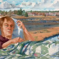 Summer at the Bates Museum: Watercolor Master Hardy, Seldom-Seen Art From Collection