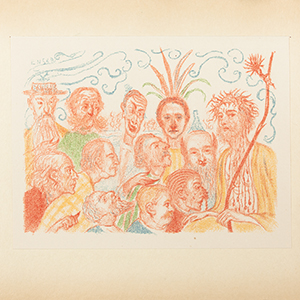 James Ensor: Scènes de la vie du Christ and other works