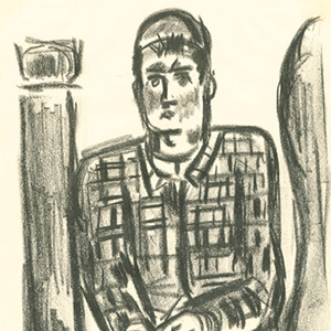 Figure Drawings from the Marsden Hartley Memorial Collection