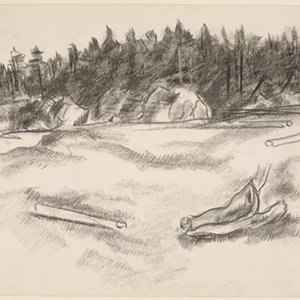 Landscape Drawings from the Marsden Hartley Memorial Collection