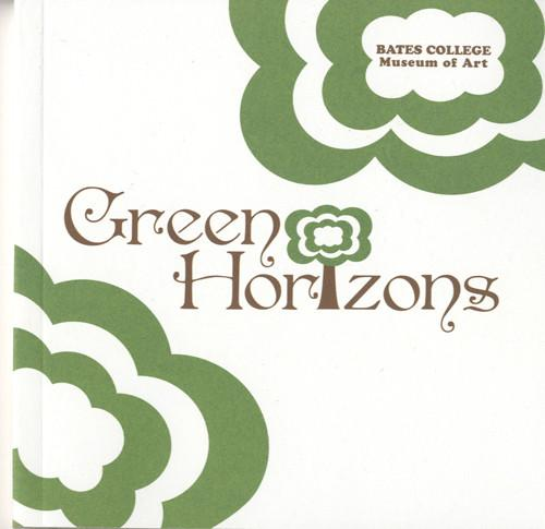Green Horizons Catalog and DVD