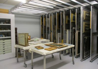 Collections Storage Room