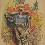 Carl Sprinchorn and his Maine Odyssey
