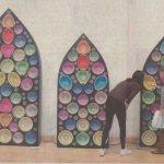 Saudi artists exhibit at Bates College