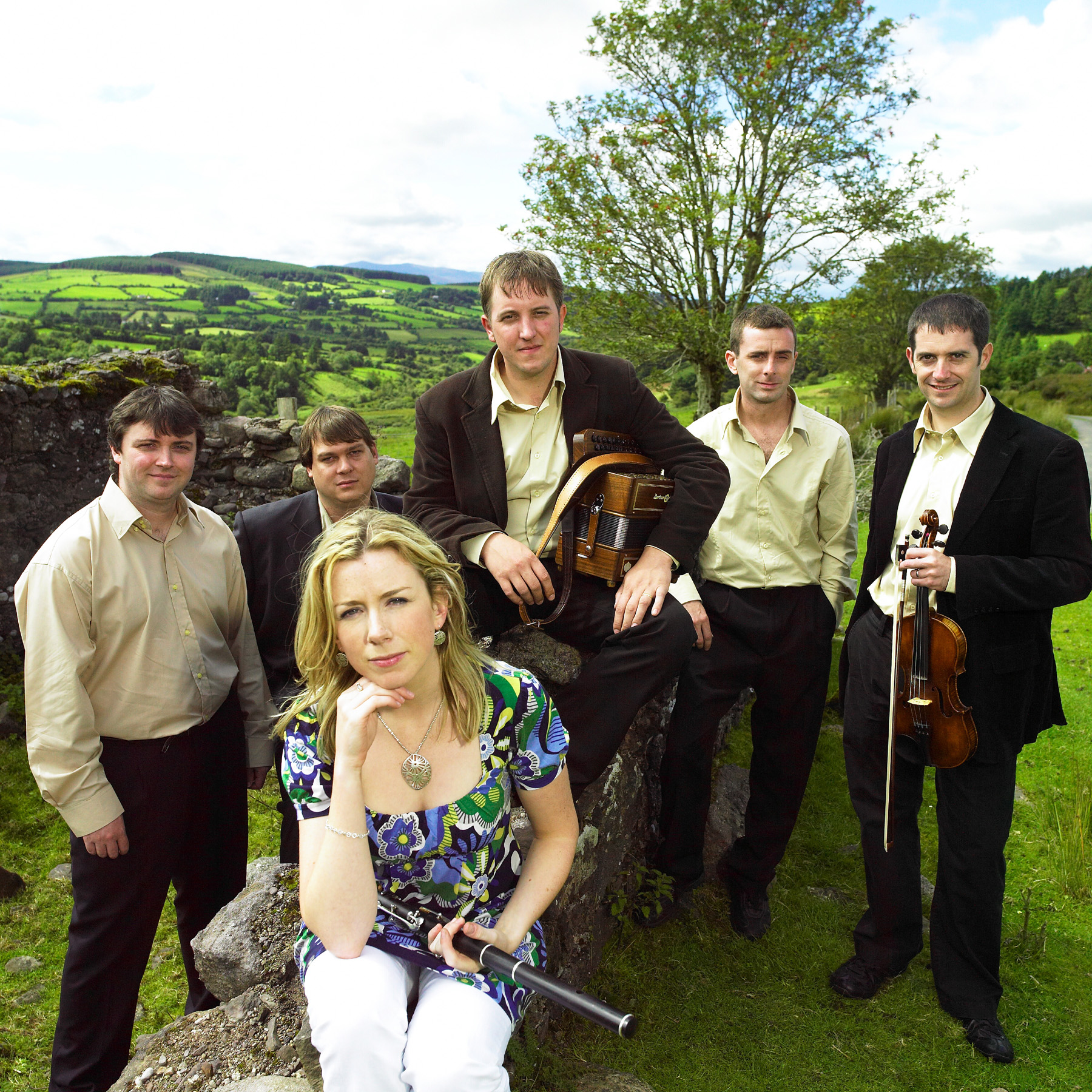 Olin Arts Presents: DANU – TRADITIONAL IRISH MUSIC and SONG @ Olin Arts Center Concert Hall