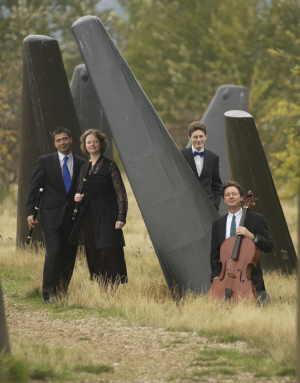 BACH revisited – MUSICA AD RHENUM @ Bates Olin Arts Center Concert Hall