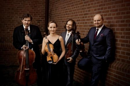 SZYMANOWSKI QUARTET @ Bates Olin Arts Center Concert Hall