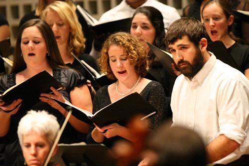 Bates College Choir