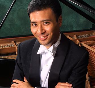 JON NAKAMATSU, classical pianist @ Bates Olin Arts Center Concert Hall