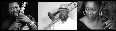 Aaron J Johnson & the Love Unlimited Trio @ Bates Olin Arts Center Concert Hall