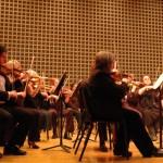 Bates Orchestra @ Bates Olin Arts Center Concert Hall