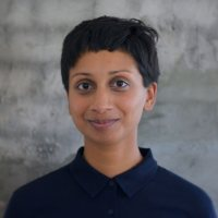 Dr. Asha Tamirisa joins us as Assistant Professor of Music Composition