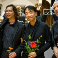 Faculty Spotlight | MUSICAL FIRSTS TAKE MIURA FROM PRAGUE TO THE LEFT COAST AND SHAKUHACHI TO SHAMISEN