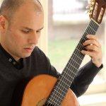 Carlos Pavan, classical guitar