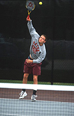 Men's Tennis 2001 NCAA DivIII Tournament