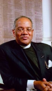The Rev. Professor Peter J. Gomes