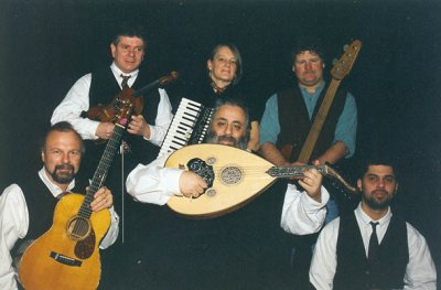 The Alan Shavarsh Bardezbanian Middle Eastern Ensemble.