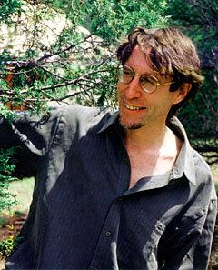 Cultural ecologist and philosopher, David Abram
