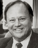 U.S. Senator Max Cleland