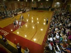 Bates basketball