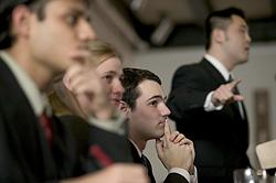 Harvard Debate Listeners