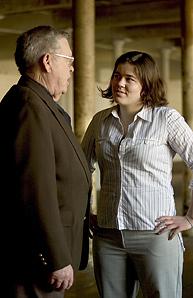 Clare Magneson '07