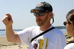 Michael J. Retelle, professor of geology