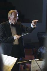 Bates conductor John Corrie