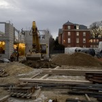 Campus Construction Update: Week of Dec. 4, 2006