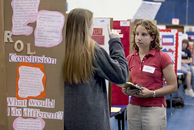 Lewiston Science Fair