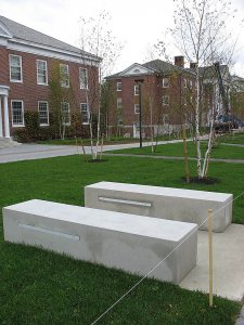 Alumni Walk Benches