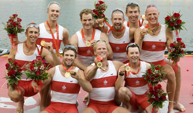 Canadian men's eight