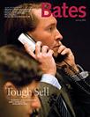 Bates Magazine cover - Spring 2009