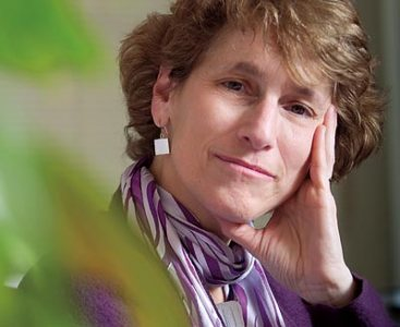 Bates College Professor of Psychology  Georgia Nigro seated in her in her Pettengill Hall office, is the college's representative to the Maine Boys Network, the consortium of policy analysts, educators and youth-services professionals that sponsored a year-long study on the academic underachievement on 540 Maine boys and young men.  Children have been at the center of Nigro's research and her concern about boys dates to 1997, when she interpreted a survey of Lewiston sixth graders' attitudes toward school and their future. She was struck by the gender difference, with a quarter of male students feeling excluded in the classroom.