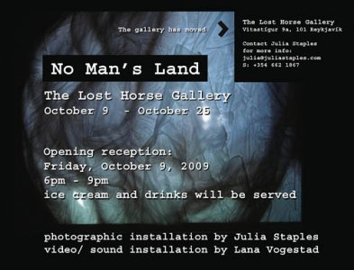 No Man's Land Invitation