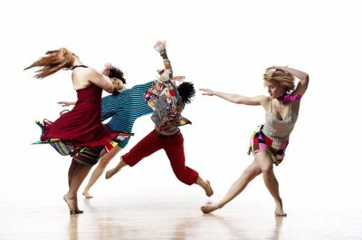 Adele Myers and Dancers