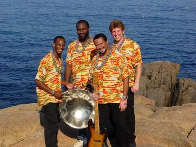 Pan Loco Steel Band