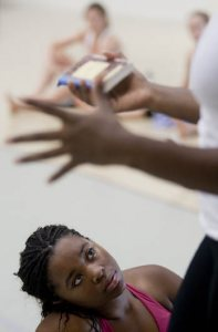 Young Dancers Workshop student